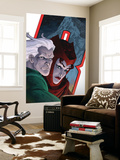 Avengers: Earths Mightiest Heroes No.7 Cover: Quicksilver and Scarlet Witch Print