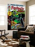 Los cuatro fantásticos, portada nro. 247: Doctor Doom, Mister Fantástico, Mujer Invisible, Antorcha humana y La Cosa Pósters por John Byrne