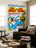 The Fantastic Four No.25 Group: Mr. Fantastic Posters by Jack Kirby