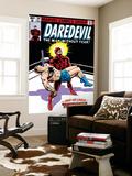 Daredevil No.164 Cover: Daredevil Kunst van Frank Miller