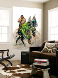 Incredible Hulk No.109 Cover: Hulk, Namora, Hercules, Angel, Black and Carmilla Art by Carlo Pagulayan