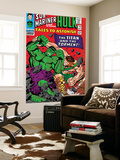 Tales To Astonish No.79 Cover: Hulk and Hercules Prints by Reilly Brown