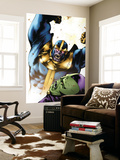 Drax The Destroyer No.2 Cover: Thanos and Drax The Destroyer Prints by Mitchell Breitweiser