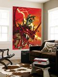 Ron Garney - Skaar: Son Of Hulk No.2 Cover: Skaar Plakát