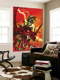 Ron Garney - Skaar: Son Of Hulk No.2 Cover: Skaar - Poster