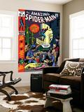 The Amazing Spider-Man No.96 Cover: Spider-Man Plakat af Gil Kane