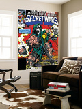 Secret Wars 10 Cover: Dr. Doom Prints by Mike Zeck