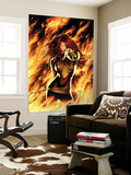 Greg Land - X-Men: Phoenix - Endsong No.1 Cover: Phoenix, Grey and Jean - Reprodüksiyon