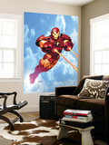 Iron Man: Iron Protocols No.1 Cover: Iron Man Fighting Prints by Ariel Olivetti
