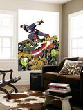 Captain America V4, No.26 Cover: Captain America Posters by Dave Johnson