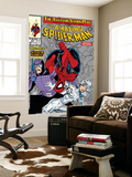 Amazing Spider-Man No.321 Cover: Spider-Man, Silver Sable and Paladin Prints by Todd McFarlane