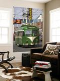 Pleasure Beach Tramcar Prints by Neil Setchfield