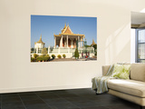 Silver Pagoda at Royal Palace Prints by Ariadne Van Zandbergen