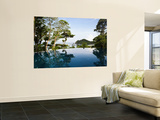 Pool at Luxury Pimalai Resort and Spa Prints by Christian Aslund