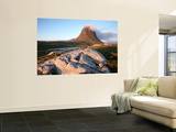 Suilven Mountain from the West, Inverpolly Nature Reserve Prints by Feargus Cooney