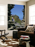 Viewpoint at Tintagel Castle Prints by Doug McKinlay