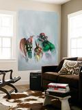 Secret War V1 No.1 Group: Wolverine, Thor, Hulk and Spider-man Affiches