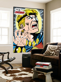 Fantastic Four N164 Headshot: Crusader Prints by George Perez