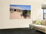 Barn and Carriage at Green Gables House Prints by Andrew Bain