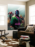 Young Avengers 4 Cover: Kang, Marvel Comics and Fantastic Four Posters par Jim Cheung