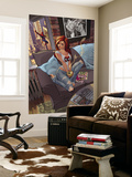 J. Scott Campbell - The Amazing Spider-Man No.601 Cover: Mary Jane Watson Umělecké plakáty