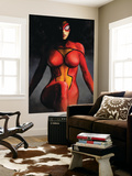 Spider-Woman 1 Cover: Spider Woman Posters by Alex Maleev