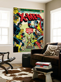 Marvel Comics Retro: The X-Men Comic Book Cover 100, Professor X (aged) Prints