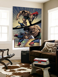 Young Avengers 8 Group: Mr. Hyde, Patriot and Young Avengers Prints by Andrea Di Vito