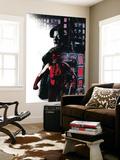 Daredevil Noir No.2 Cover: Daredevil Poster by Tom Coker