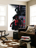Daredevil Noir No.2 Cover: Daredevil Poster by Tomm Coker