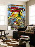 Fantastic Four N185 Cover: Thing Posters by George Perez