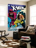 X-Men : Days Of Future Past Cove Cover: Wolverine and Sentinel Prints by Jackson Guice
