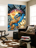 Marvel Adventures Fantastic Four 37 Cover: Thing, Mr. Fantastic, Invisible Woman and Human Torch Posters par Graham Nolan