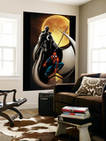 Ultimate Spider-Man No.80 Cover: Spider-Man and Moon Knight Posters by Mark Bagley