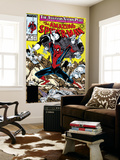 Amazing Spider-Man No.322 Cover: Spider-Man Posters by Todd McFarlane