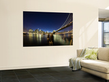 Manhattan Skyline from Brooklyn Prints by Tyler Roemer