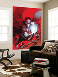 What If House Of M No.1 Cover: Red Skull Posters by Jim Cheung
