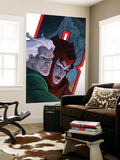 Avengers: Earths Mightiest Heroes No.7 Cover: Quicksilver and Scarlet Witch Poster by Scott Kolins