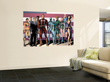 Squadron Supreme No.1 Group: Dr. Spectrum Print by Gary Frank