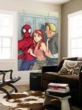 Spider-Man Loves Mary-Jane No.2 Cover: Spider-Man, Mary Jane Watson, and Flash Thompson Prints by Takeshi Miyazawa