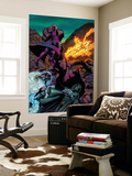 Fantastic Four: House Of M No.3 Group: Dr. Doom Print by Scot Eaton