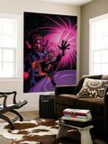 What If Thor No.1 Cover: Thor and Galactus Prints by Michael Avon Avon Oeming