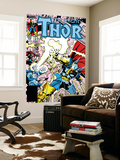 Thor 339 Cover: Beta-Ray Bill Print by Walt Simonson
