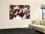 Daredevil No.500 Cover: Daredevil and Kingpin Posters