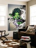 She-Hulk No.5 Cover: She-Hulk Posters by Adi Granov