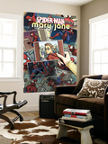 Spider-Man Loves Mary Jane 15 Cover: Spider-Man, Peter Parker, and Mary Jane Watson Prints by Takeshi Miyazawa