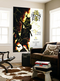 The Immortal Iron Fist No.14 Cover: Iron Fist Prints by Kaare Andrews