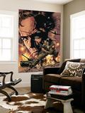 Fury PeacemakerNo.1 Cover: Nick Fury Print by Darick Robertson