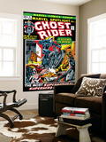 Marvel Spotlight Ghost Rider 5 Cover: Ghost Rider Posters par Mike Ploog