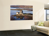 Eilean Donan Castle Print by Sean Caffrey